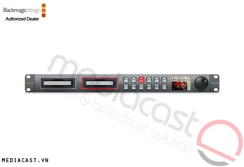 Bộ ghi video  Blackmagic Design HyperDeck Studio 12G
