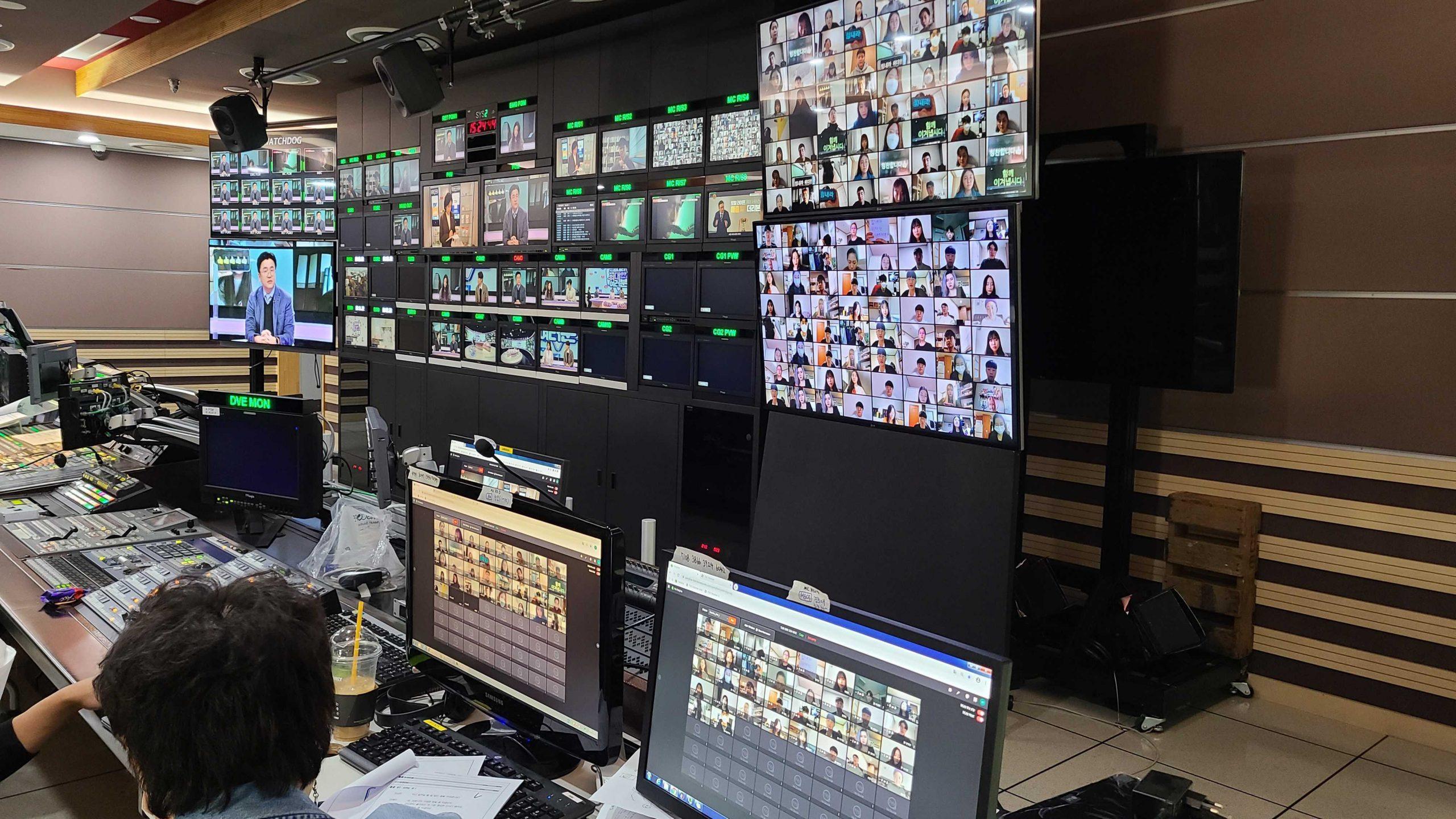 TVU Networks giúp Kênh truyền hình Munhwa - Hàn Quốc phát sóng Sự kiện ảo trong mùa COVID-19
