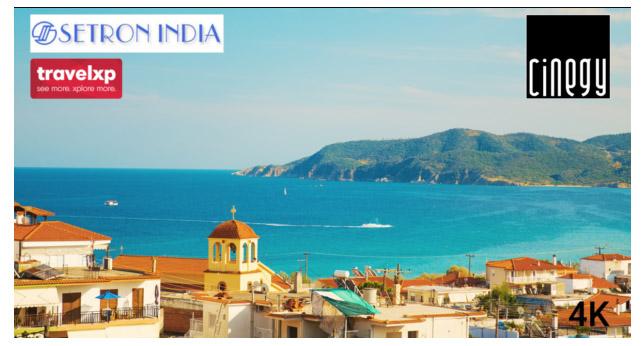 Kênh tiếng Anh mới ra mắt tại Ấn Độ với hệ thống Phát sóng tự động IP Cinegy Air PRO