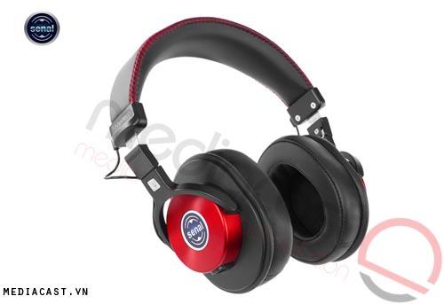 Tai nghe kiểm âm chuyên dụng Seanal SMH-1200 (Cherry Red)