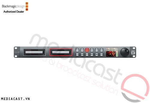 Bộ ghi video Blackmagic Design Blackmagic Design HyperDeck Studio 2