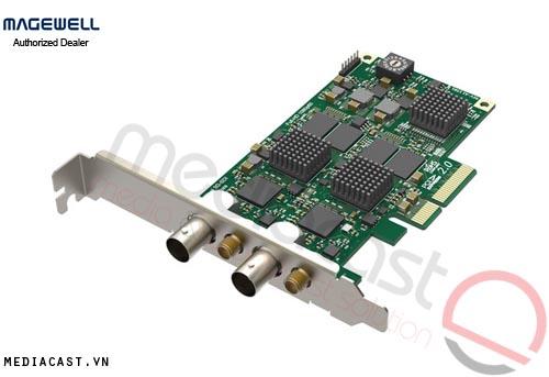 Card Captue hình ảnh Magewell Pro Capture Dual SDI 2 Kênh