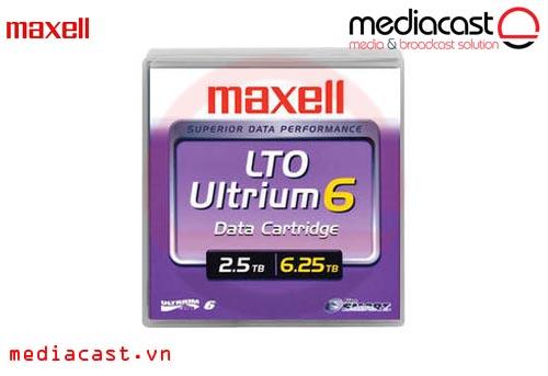 Băng từ LTO-6 Maxell LTO Ultrium 6 Tape Cartridge