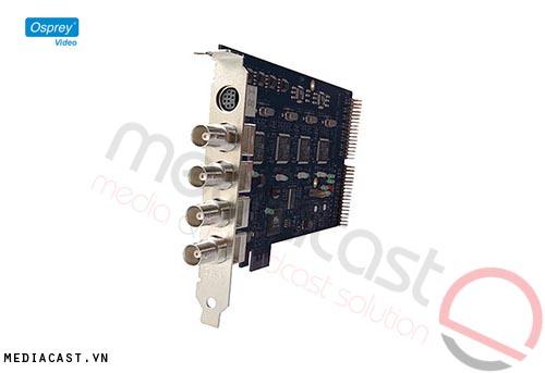 Card capture hình ảnh Osprey 460e với phần mềm SimulStream