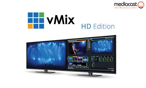 Phần mềm vMix HD
