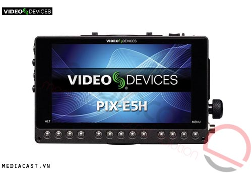 Bộ ghi Video 4K Video Devices PIX-E5H 5