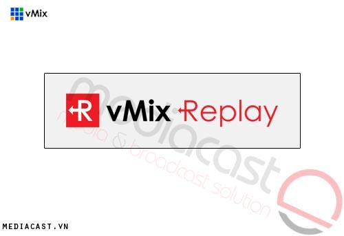 Phần mềm làm chậm vMix Replay