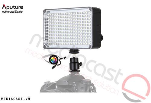 Đèn LED gắn máy quay Aputure Amazan AL-H198 / H198C