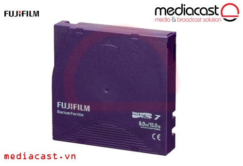 Băng từ LTO-7 Fujifilm LTO Ultrium 7 6TB Data Cartridge
