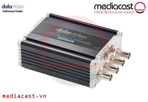 Bộ chuyển đổi tín hiệu SDI - Analog Datavideo DAC-50S