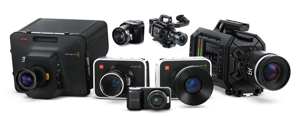 Blackmagic Design Camera