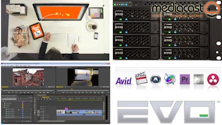 Studio Network Solutions EVO - Giải pháp Lưu trữ - Quản lý - Chia sẻ Media tối ưu