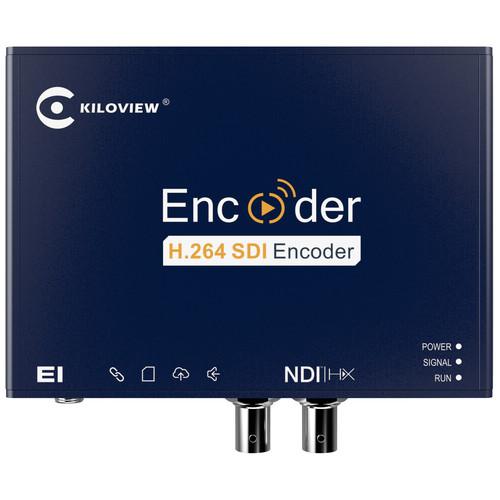 Bộ mã hóa video Kiloview Encoder  E1 H.264 HD_SDI sang IP