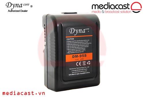 Pin máy quay Dynacore V-Mount  DM-95S 95Wh