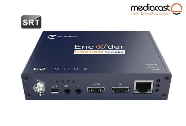 Bộ mã hóa Video Kiloview Encoder E2 H.264 HDMI sang IP
