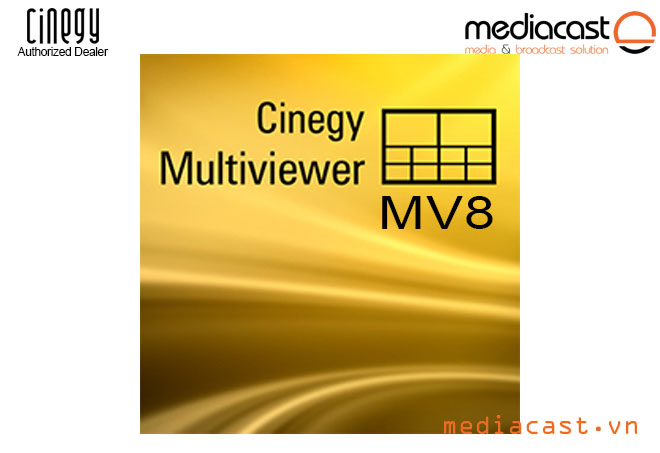 Cinegy Multiview 8