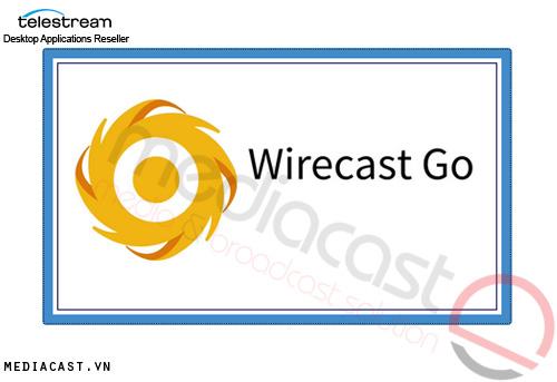 Phần mềm Streaming TeleStream WireCast Go