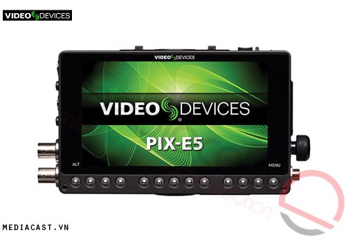 Bộ ghi Video 4K Video Devices PIX-E5 5