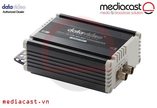 Bộ chuyển đổi tín hiệu HDMI - SDI Datavideo DAC-9P
