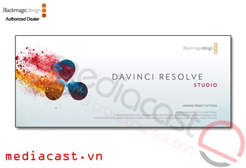 Phần mềm chỉnh màu Davinci Resolve Studio