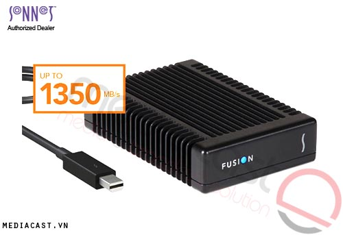 Sonnet Fusion PCIe Flash Drive