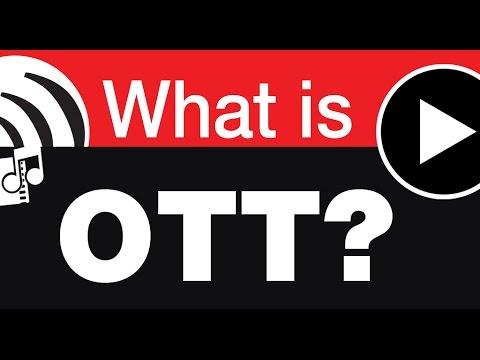 OTT là gì?