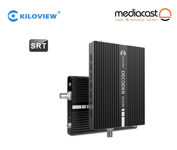 Bộ giải mã Video Kiloview Decoder DC230: IP ra HDMI/SDI/VGA