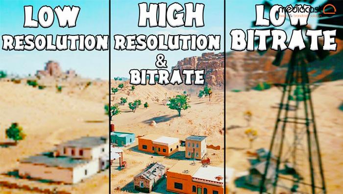 Tất cả về Video Bitrate: Bitrate là gì và Bitraterate tốt nhất để phát trực tuyến video