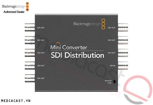 Bộ phân phối tín hiệu SDI Blackmagic Design Mini Converter SDI Distribution