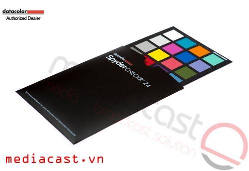 Bảng màu SpyderCHECKR 24