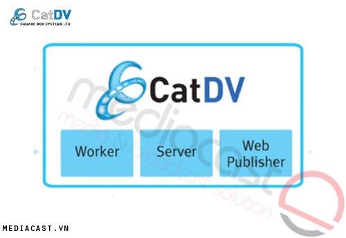 Phần mềm quản lý Media CatDV