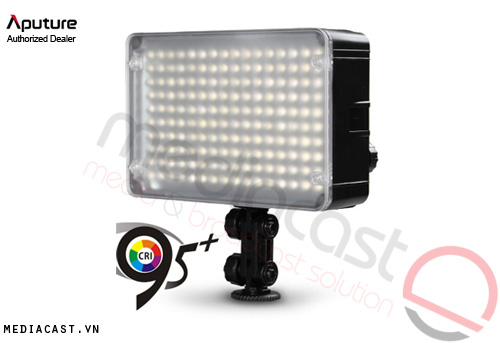 Đèn LED gắn máy quay Aputure Amazan AL-H160