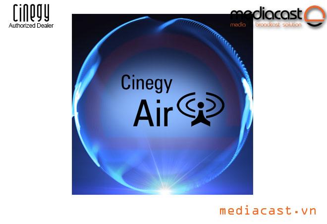 Phần mềm phát sóng tự động Cinegy Air PRO