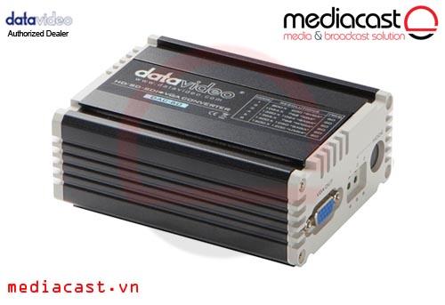 Bộ chuyển đổi tín hiệu SDI - VGA Datavideo DAC-60